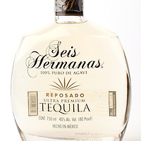 Seis Hermanas reposado -- Image originally appeared in the Tequila Matchmaker: http://tequilamatchmaker.com