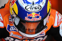 Nicky Hayden, Red Bull Indianapolis Moto GP, Indianapolis Motor Speedway, Indianapolis, Indiana, USA, 14, September 2008  08mgp14