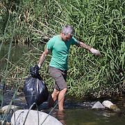 LA River CleanUp 2014
