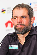 Media Conference with Ralph Denk, Team Manager of UCI World Road Champion Peter Sagan, Tour Down Under, Australia on the 14 of January 2017 ( Credit Image: © Gary Francis / ZUMA WIRE SERVICE )