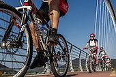 Societe Generale Staff Bike Ride Korea 2013
