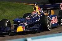 Alex Barron at Watkins Glen International, Watkins Glen Indy Grand Prix, September 25, 2005