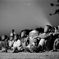 Cinema Numerique Ambulant (nord Benin)
