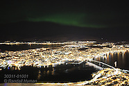 10: TROMSO NORTHERN LIGHTS