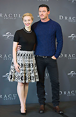 SEP 15 2014 Dracula Untold Photocall In Berlin