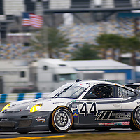 #44 Magnus Racing Porsche GT3: Andy Lally, Richard Lietz, John Potter, Rene Rast