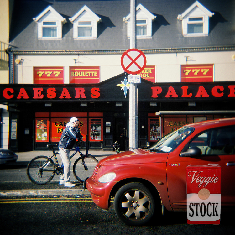 Casino in Galway, Ireland, October 2009.