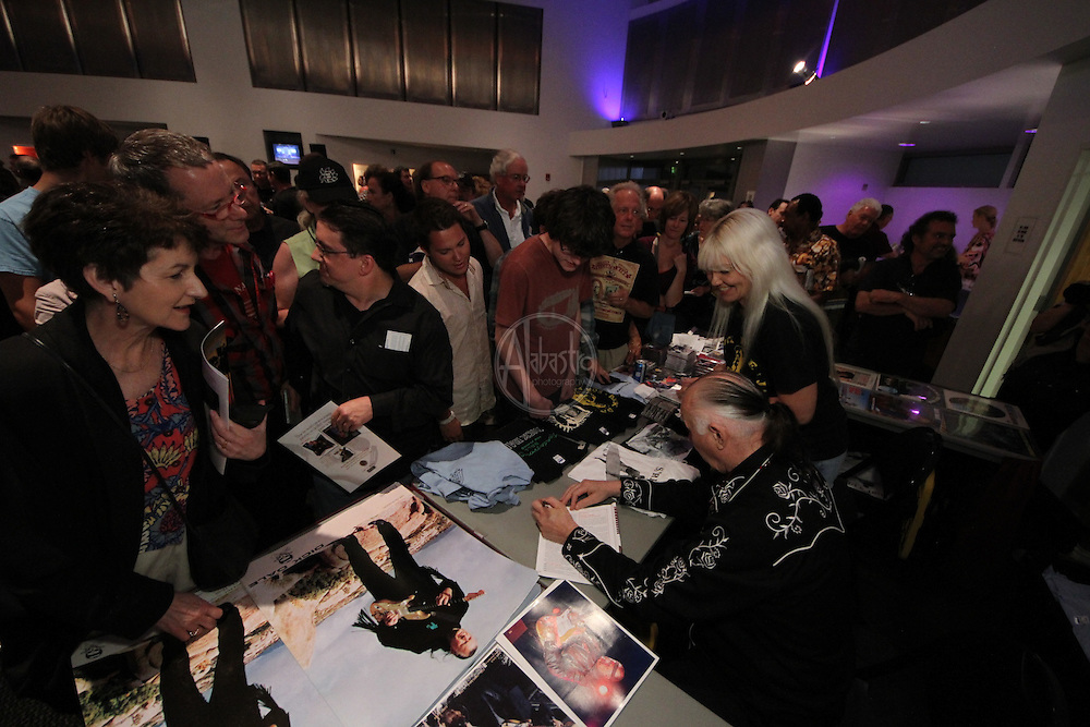1st Annual Los Angeles Guitar Festival, July 2011.  Dick Dale.