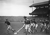 10.08.1958 All Ireland Senior Hurling Semi Final [A782]