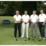 PRA Golf Day at Castle Coombe.