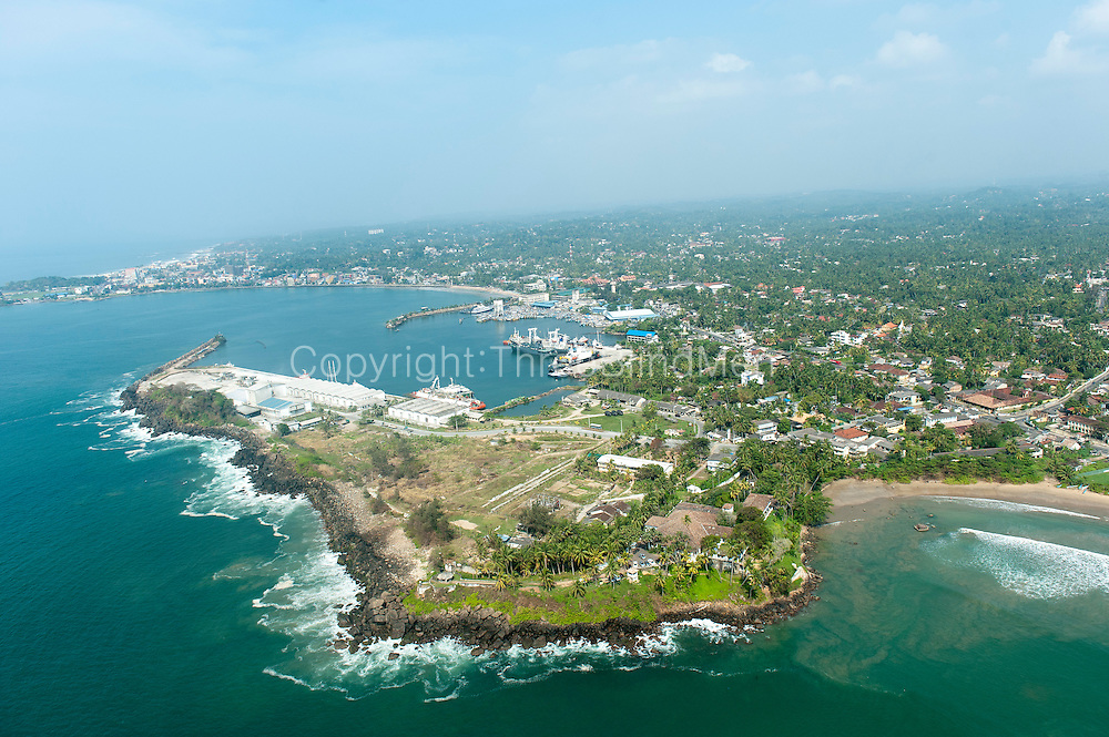 Sri Lanka Galle Harbour The Galle Fort A World Heritage