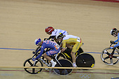 20120807 Olympic Track Cycling, Olympic Veleodrome, Stratford, London.UK
