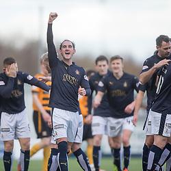 Falkirk 2 v 0 Alloa Athletic, Scottish Championship 5/3/2016