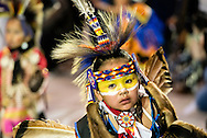 Gathering of Nations Pow Wow, kids, Traditional Dancer, Albuquerque, New Mexico