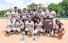 2017 A&T Softball vs Savannah State (Senior Day)