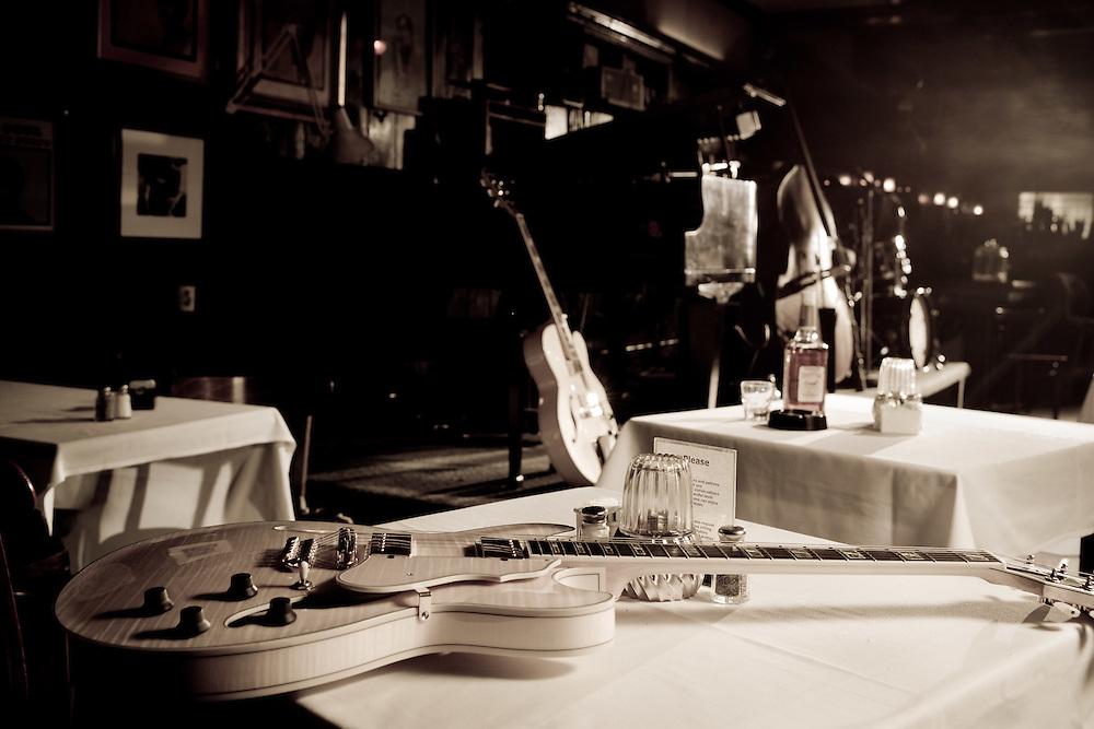 Jazz Blues Club Opens In An Hour Damian Hevia Photographer