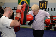 OCT 28 2014 Boris Johnson visits Fight for Peace Academy