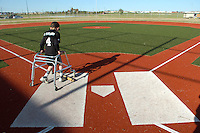 Jodi Miller Lubbock Avalanche-Journal.Ford Canale will play baseball at the new Challenger baseball field.