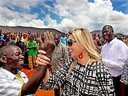 QUEEN MAXIMA VISITS TANZANIA DAY 3