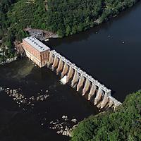 Falls Dam on the Yadkin  River