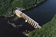 Falls Dam on the Yadkin  River