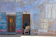 Building in Taco Taco, Pinar del Rio, Cuba.