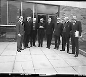 1970 - Church of Ireland Course for Bishops at Communication Centre.