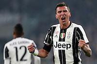 Torino - Serie A 201617 - Serie A 15a giornata - Juventus-Atalanta - Nella foto: Mario Mandzukic - Juventus
