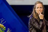 AMSTERDAM - Prinses Margarita bij de FEI World Cup dressuurwedstijd tijdens Jumping Amsterdam in de RAI.  ROBIN UTRECHT