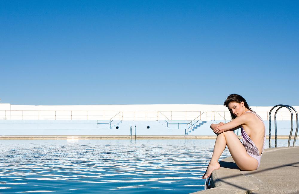 Swim Wear Photoshoot - Jubilee Pool - Penzance | Tom Dymond: dmsp.photoshelter.com/image/I0000MTPBLdEp8Wg