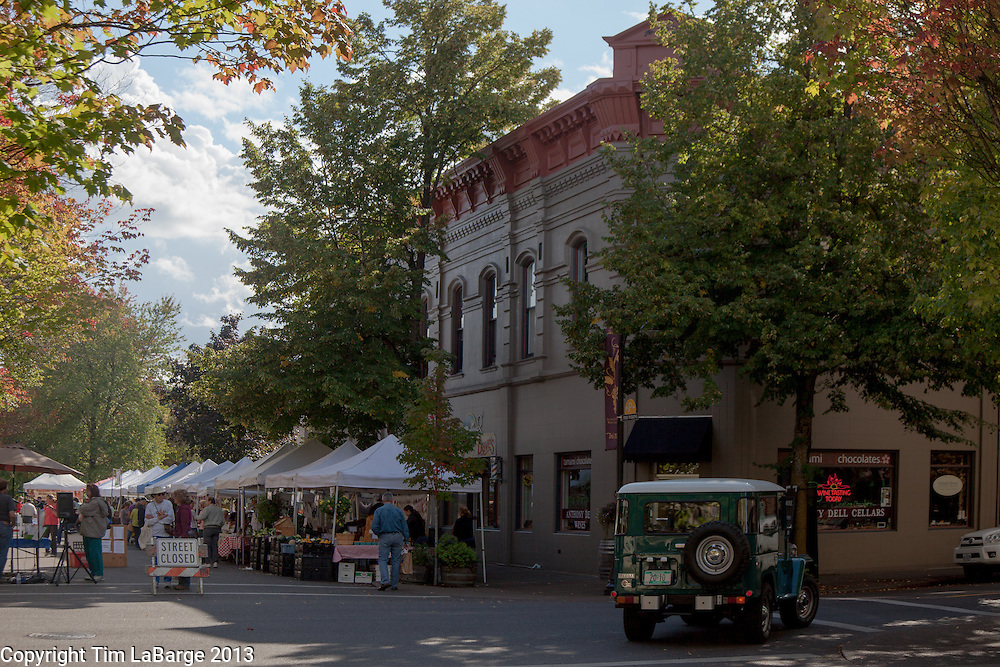 Third Street Flats. For 72 Hours in McMinnville for 1859 Magazine. Photo © Tim LaBarge 2013