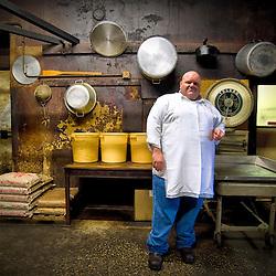 Pitmaster John Fullilove, Smitty's Market Lockhart, Texas