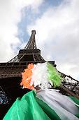 France v Ireland - Ambiance