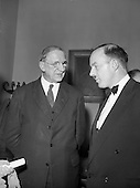 1959 Cumann Gaelach Inaugural