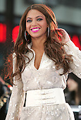 4/2/2007 - NBC's Today Show Presents Beyonce In Concert