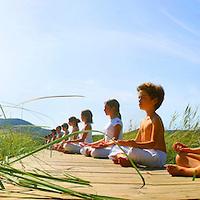 Family & kids Yoga