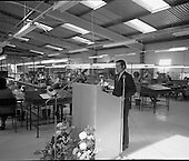 1974 - Donegal, Telectron Factory