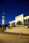 Maldives. Grand Friday Mosque. Male.