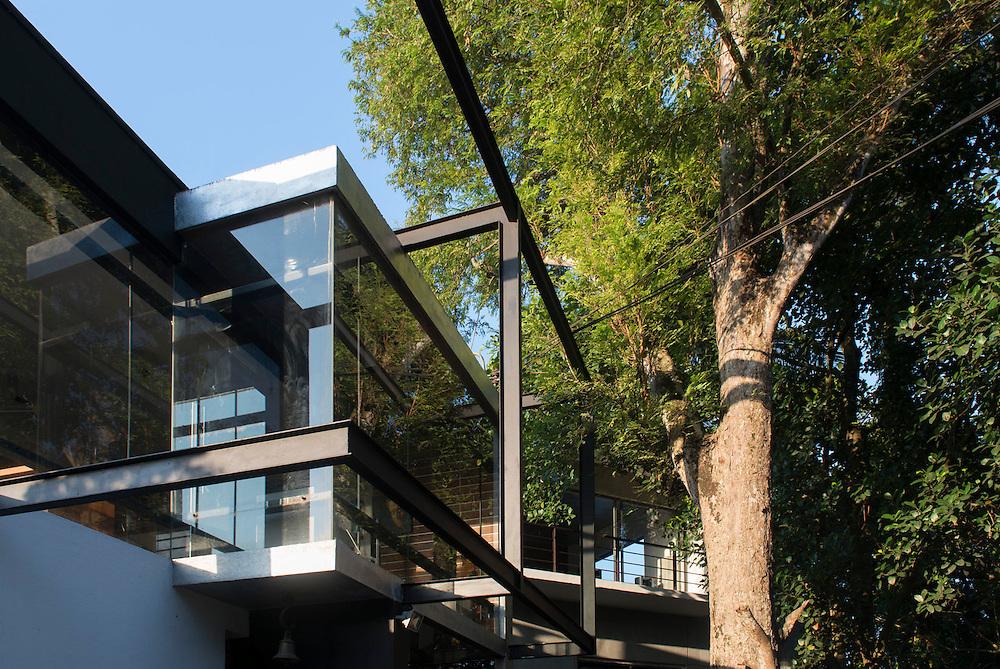 The Tamarind House. Battaramulla.<br /> Architect: Kumudu Munasinghe