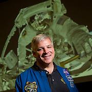LIT Astronaut Visit