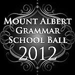 Mount Albert Grammar School Ball 2012