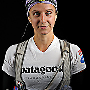 Portrait of ultra marathon runner Krissy Moehl, before the start of the Grind Stone 100 Mile Ultra Marathon in Swoope, VA, Friday, Oct. 03, 2008...The Grindstone is the hardest 100 mile race east of the 100th meridian. ....