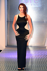 FEB 10 2014 Amy Childs at Pure London