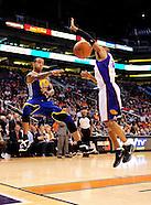 NBA: Golden State Warriors vs Phoenix Suns//20120222