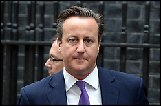 SEP 26 2014 The prime minister leaves No 10