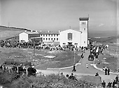 1952 - 29/06 Dedication of New Friary at Rossnowlagh, Co. Donegal.