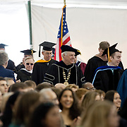 10/21/2011 - Medford/Somerville, MA - The inauguration of Tufts University's 13th president, Anthony Monaco, on Friday, Oct. 21, 2011. (Emily Zilm for Tufts University)