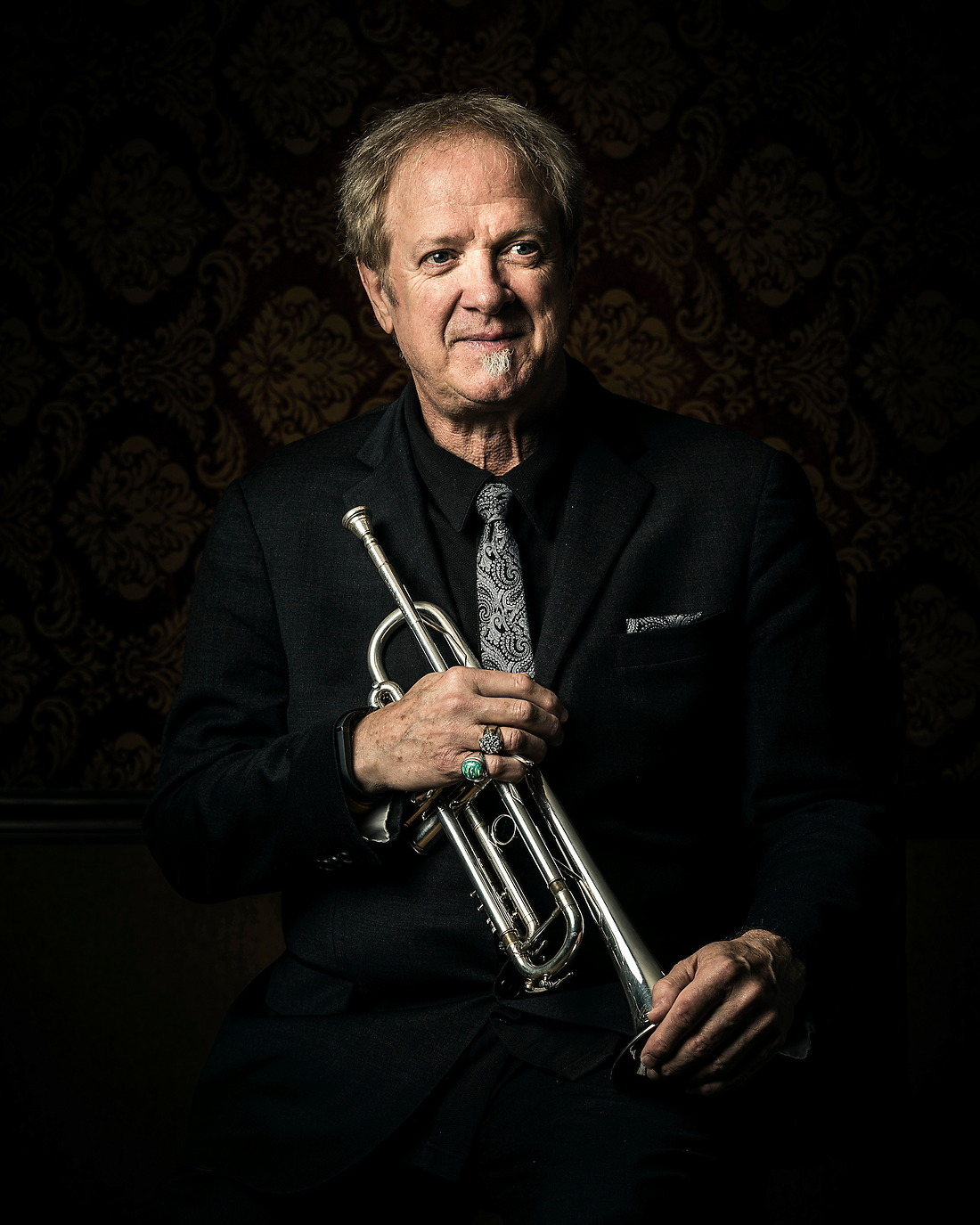 Lee Loughnane Founder and member of the band Chicago. — © Jeremy Lock/