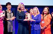Koningin Máxima is vrijdag 27 november aanwezig bij de slotbijeenkomst van Kracht on Tour in de Fokk