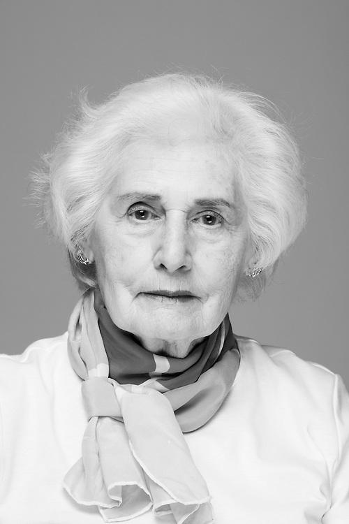 Madeline Bobbitt<br /> WAV, Navy<br /> Petty Officer 3rd Class<br /> Machinistmate <br /> Sept. 1944 - Nov. 1944<br /> WWII Era<br /> <br /> Veterans Portrait Project<br /> Colorado Springs, CO